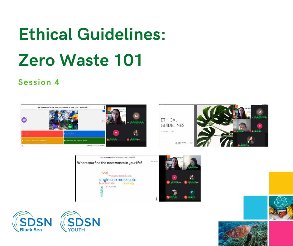 Ethical Guidelines: Zero Waste 101