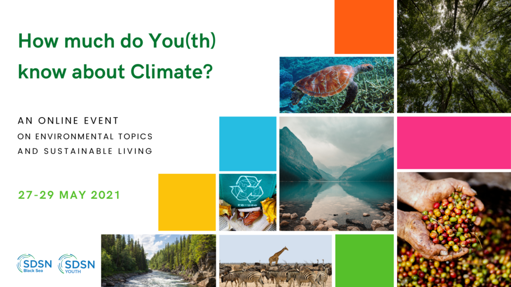How much do You(th) know about Climate?